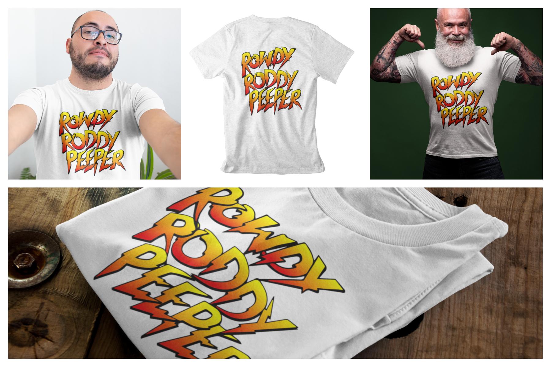 Rowdy Roddy Peeper