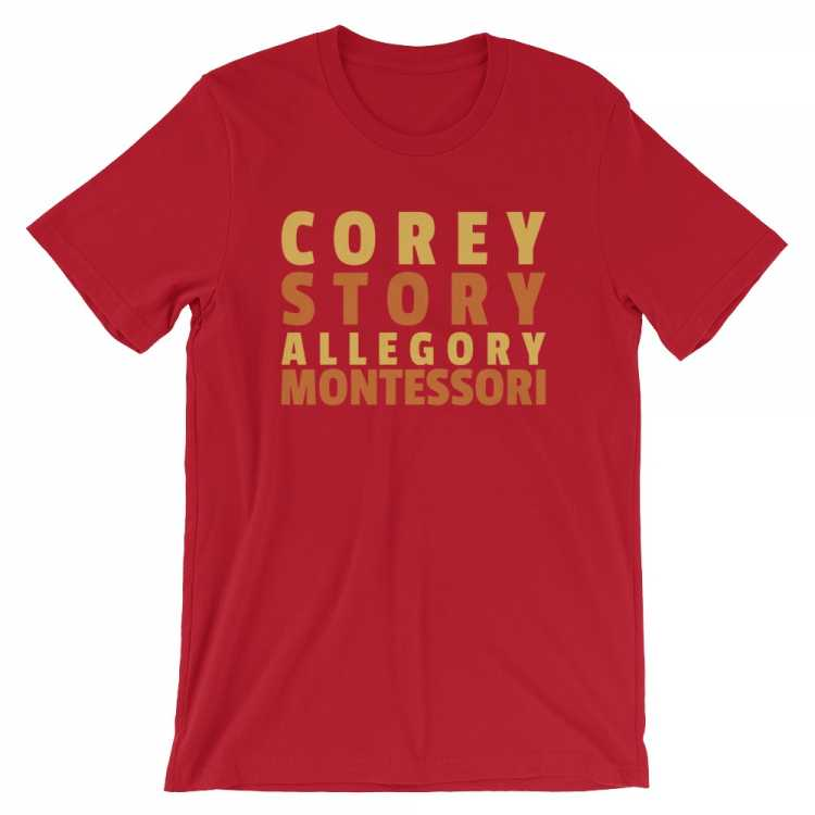 Here are some words that rhyme with Corey T Shirt