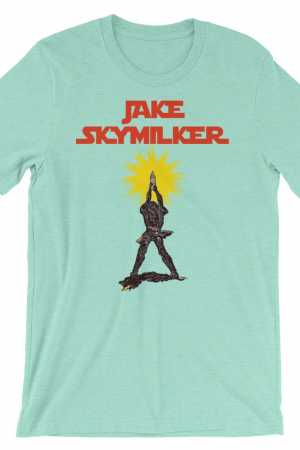 Jake Skymilker - T-Shirt