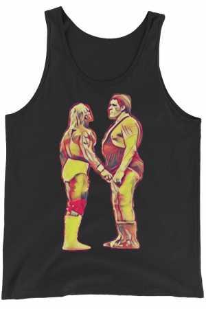 Hogan vs Andre Tanktop