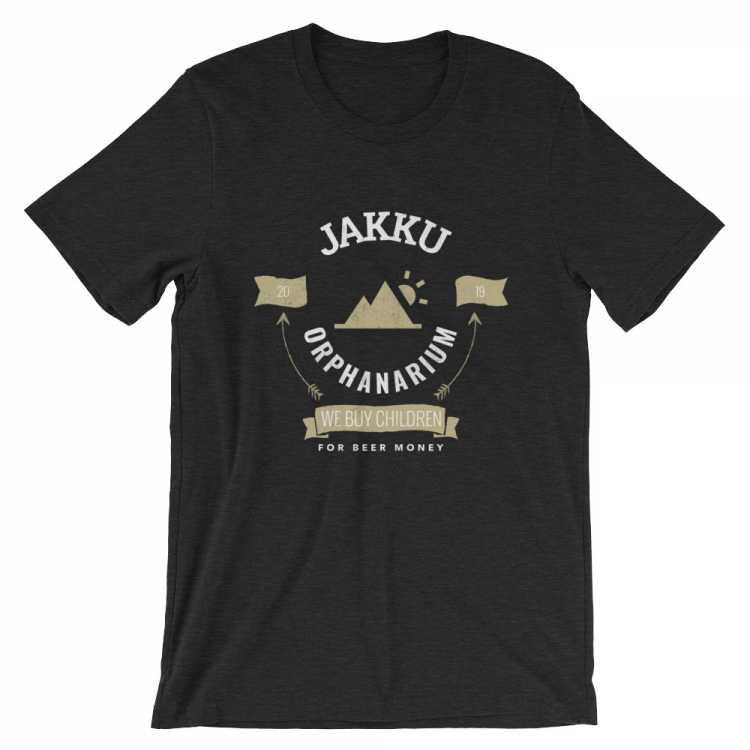 Jakku Orphanarium - T-Shirt