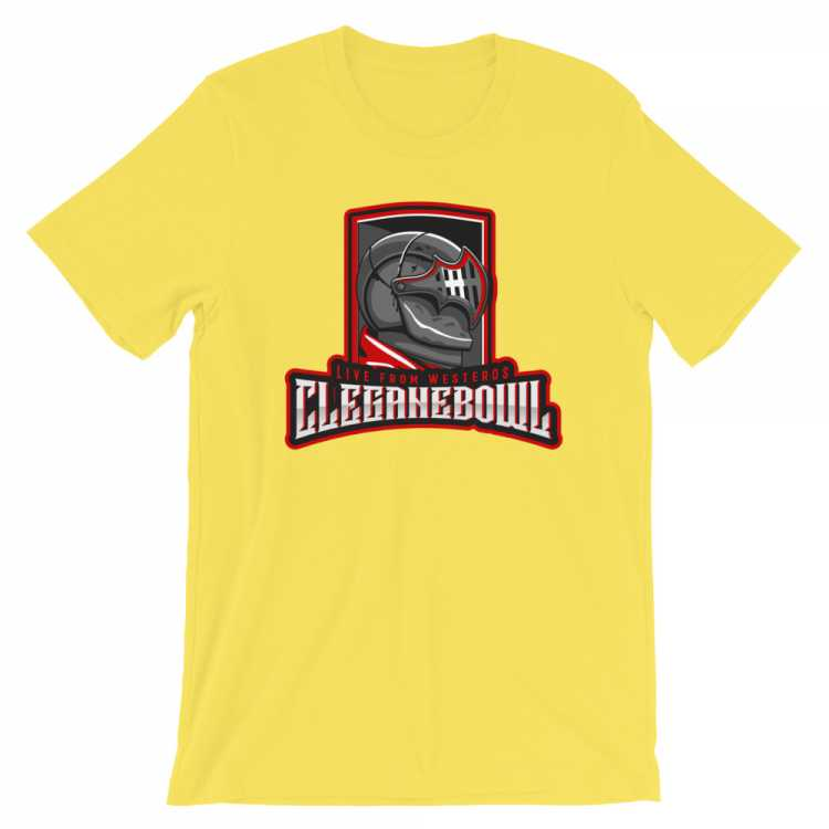 Cleganebowl shirt